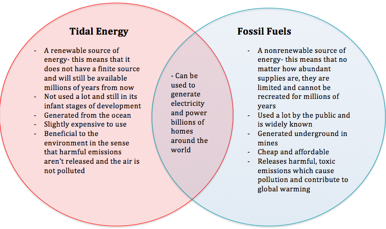 fossil fuels and alternative energy sources essay Sci207 discussions week 3 – discussion alternative energy options as you know, our world is heavily dependent on fossil fuels for meeting our energy needs in chapter 6 of contemporary environmental issues, you have read that there is concern about the possibility of.